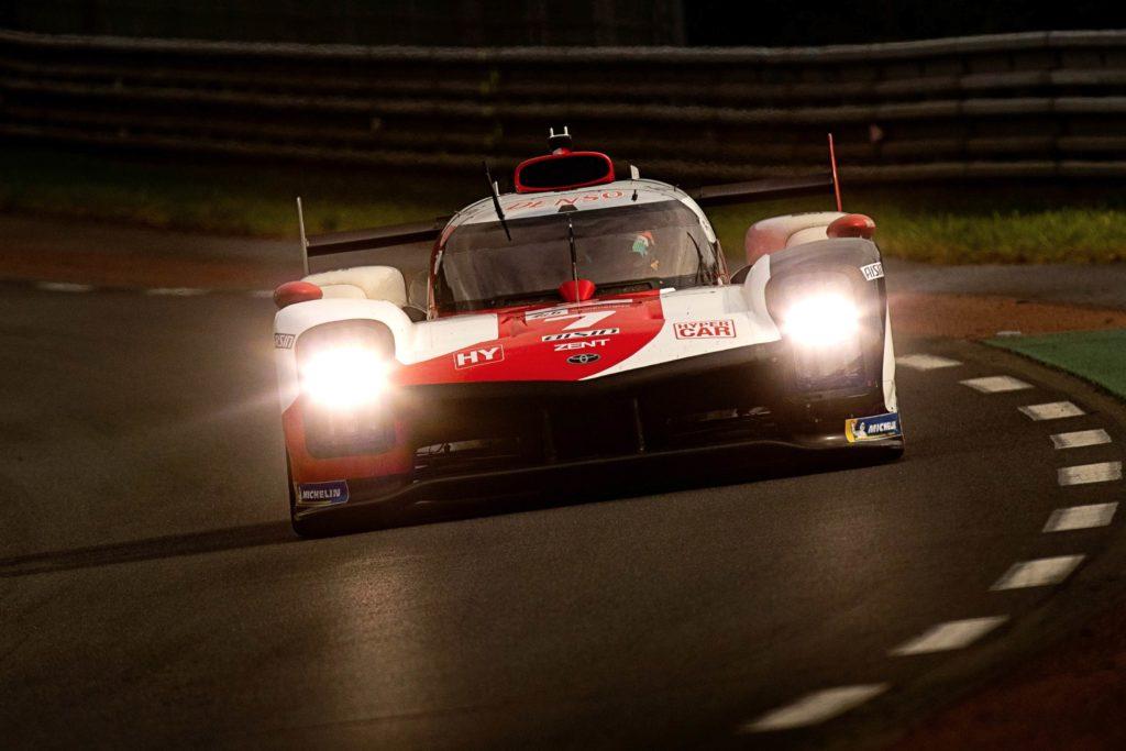 WEC Toyota Le Mans 2021