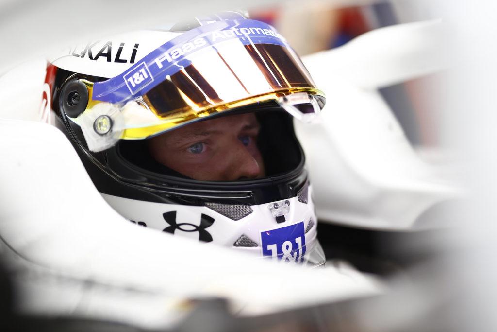 Formel 1 Mick Schumacher Haas Monza Italien 2021