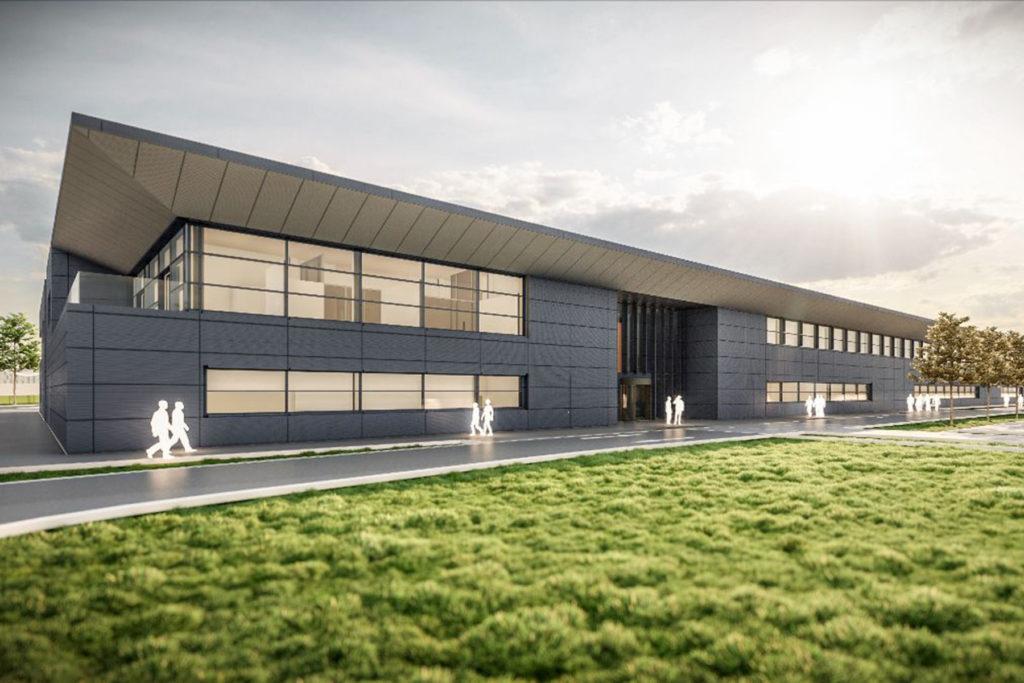 Formel 1 Aston Martin Fabrik 2021 01