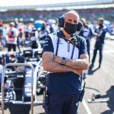 Formel 1 Franz Tost Alpha Tauri 2021