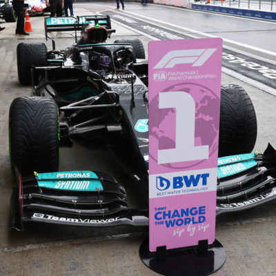 Formel 1 Lewis Hamilton Mercedes Sotschi Russland 100 Sieg Hamilton 2021