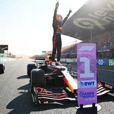 Formel 1 Max Verstappen Red Bull Zandvoort 2021