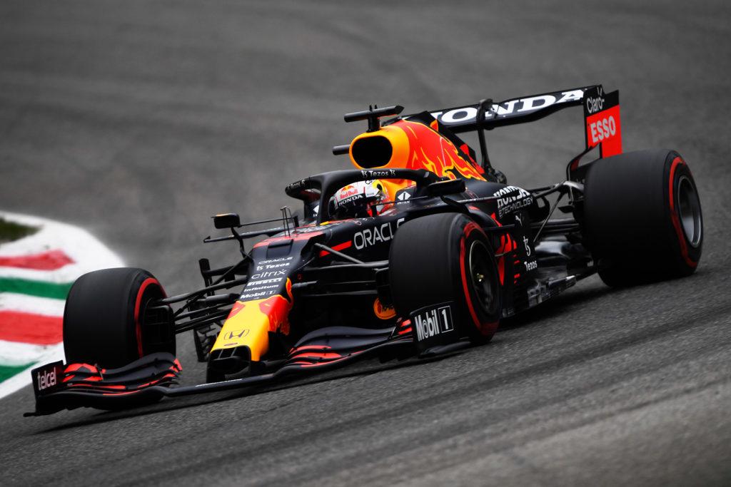 Formel 1 Max Verstappen Red Bull Monza Italien 2021