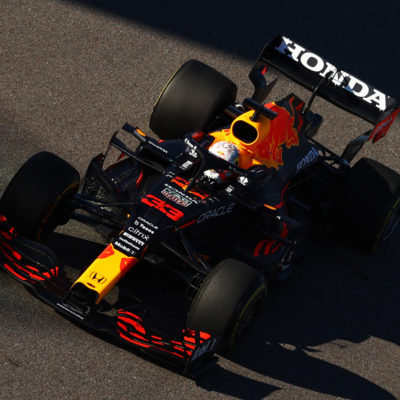 Formel 1 Max Verstappen Red Bull Sotschi Russland GP 2021