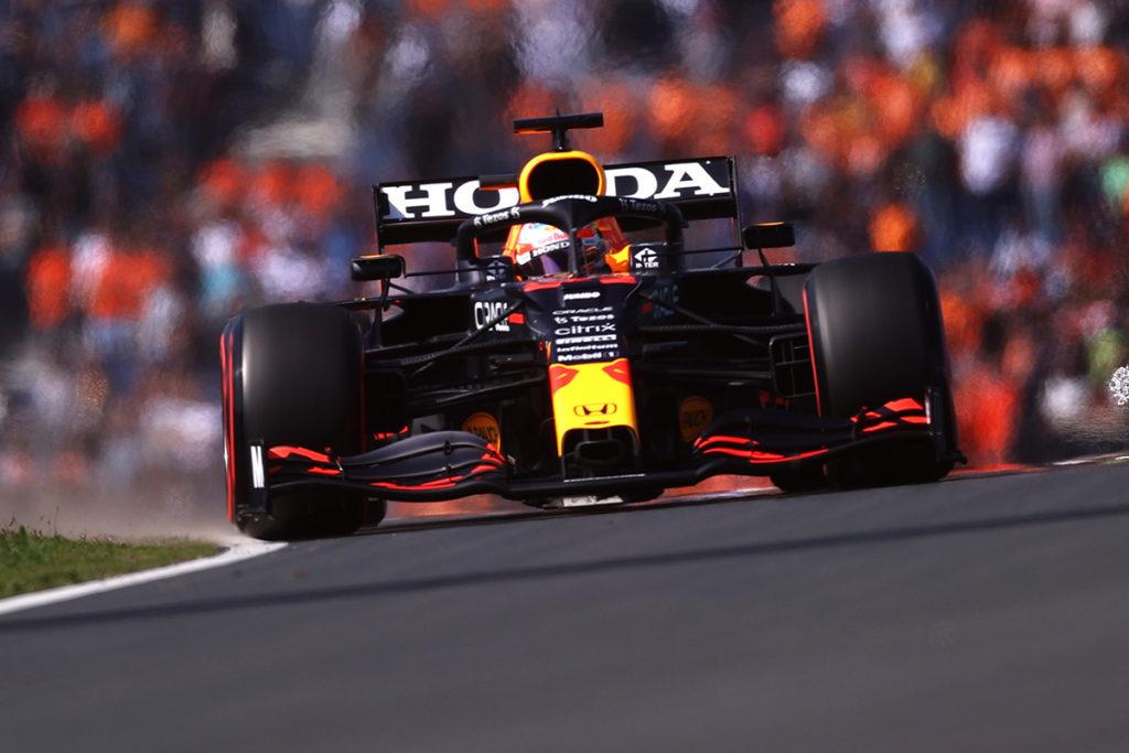 Formel 1 Max Verstappen Red Bull Zandvoort Quali 2021