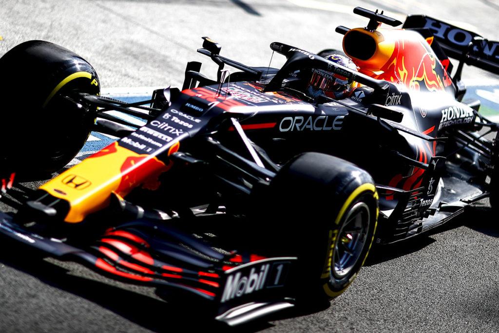 Formel 1 Max Verstappen Red Bull Zandvoort 2021 Quali
