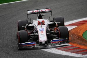Formel 1 Nikita Mazepin Haas Monza Italien 2021