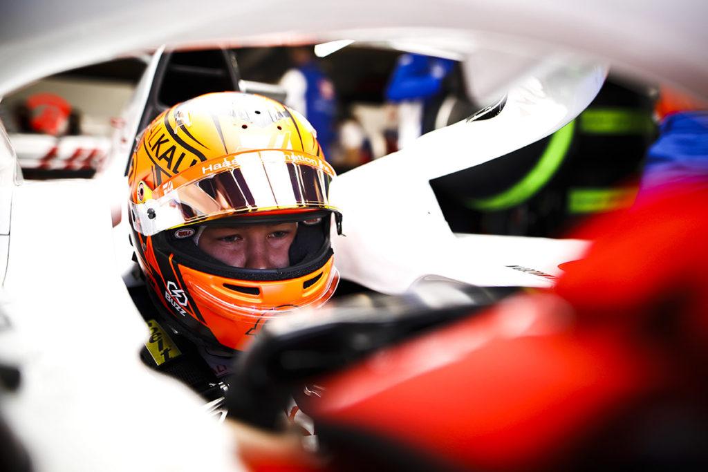 Formel 1 Nikita Mazepin Haas Zandvoort 2021