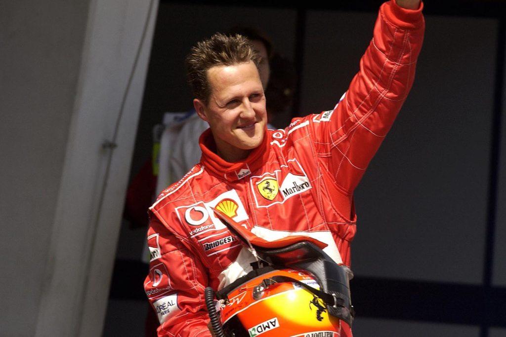 Formel 1 Michael Schumacher Ferrari