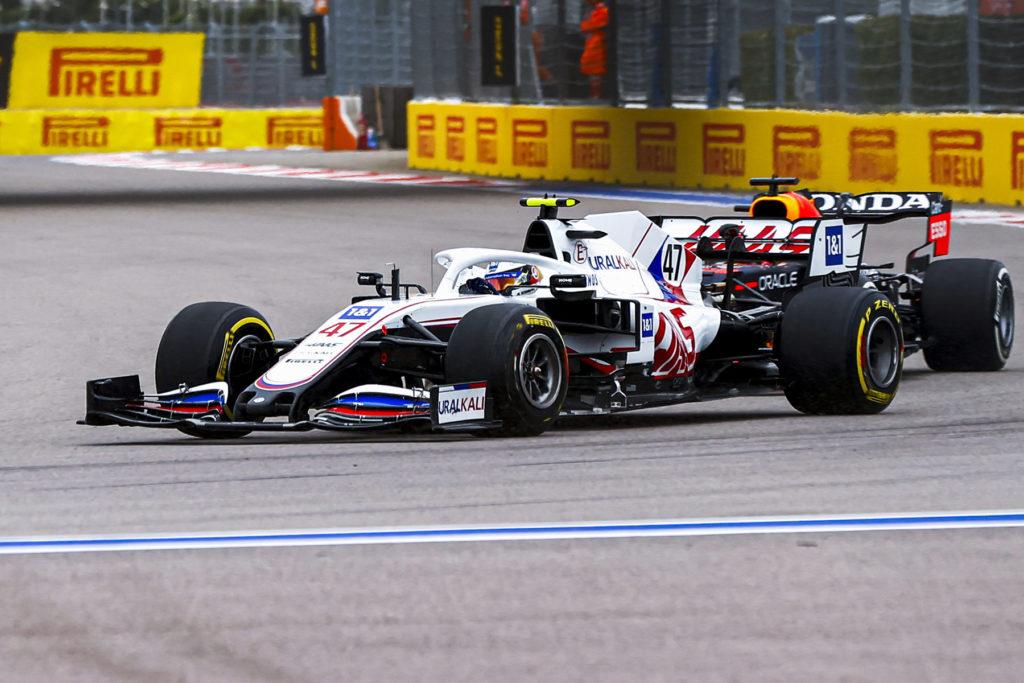 Formel 1 Mick Schumacher Haas Sotschi Russland GP 2021