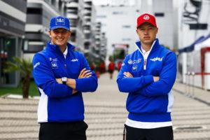 Formel 1 Mick Schumacher Nikita Mazepin Sotschi 2021 Haas
