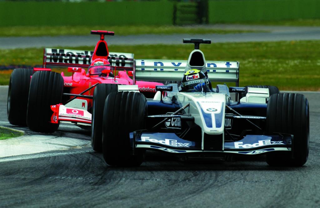 Michael Schumacher Ralf Schumacher Formel 1 BMW Ferrar