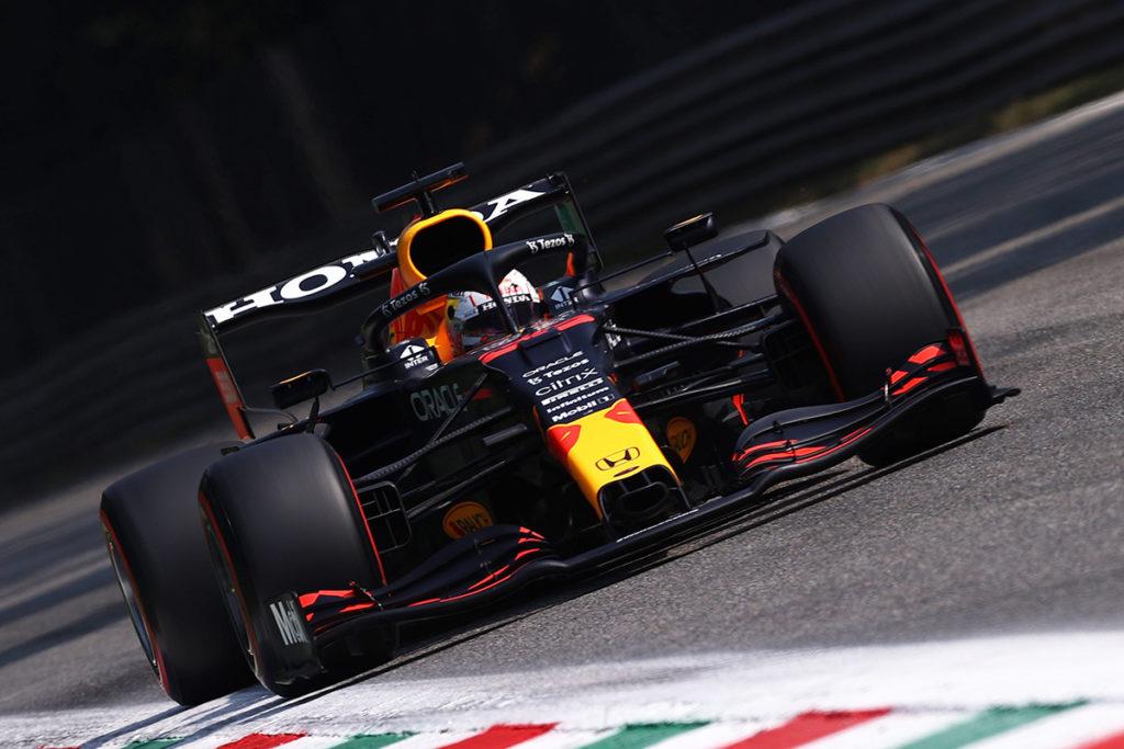 Formel 1 Red Bull Max Verstappen Monza