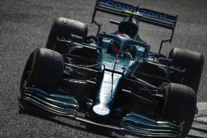 Formel 1 Sebastian Vettel Monza Italien GP 2021 Aston Martin