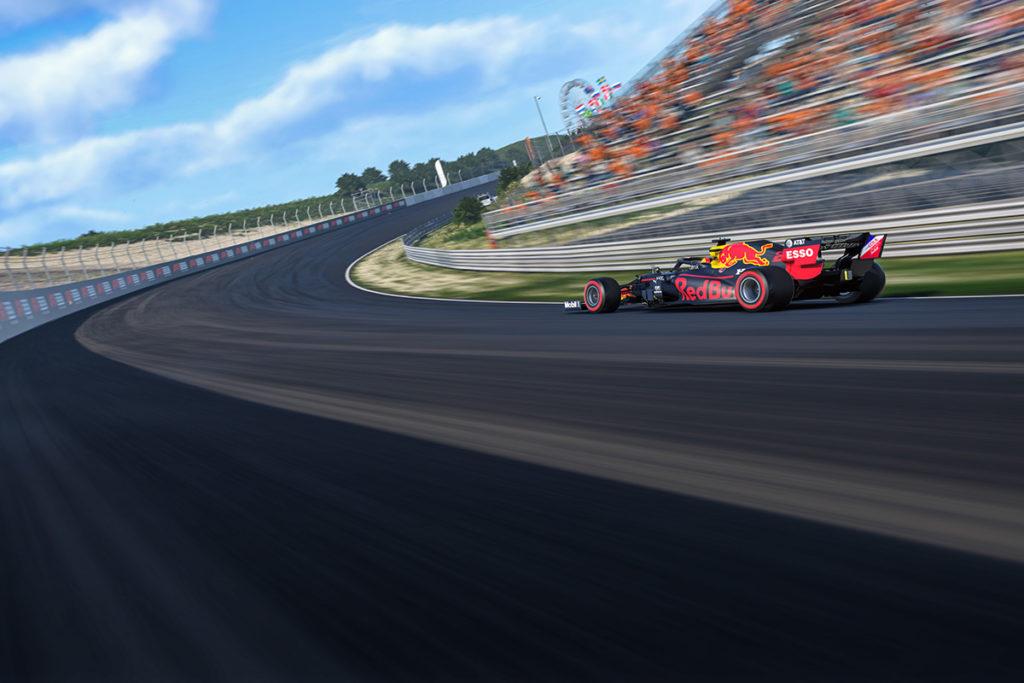 Formel 1 Zandvoort Esports Pro Serie Simracing