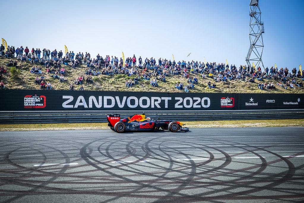 Formel 1 Zandvoort Max Verstappen
