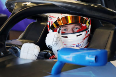 Formel E Maximilian Günther BMW