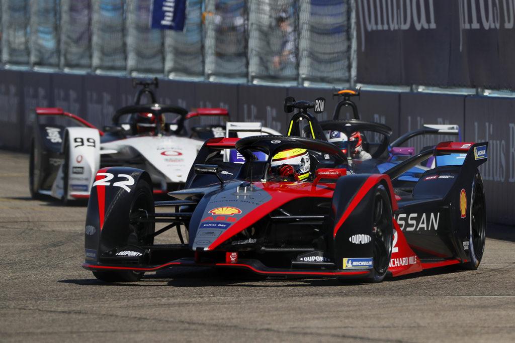 Formel E Nissan