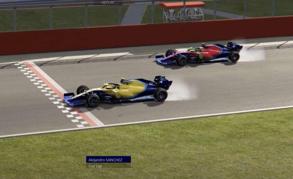 Racing Unleashed, Simracing