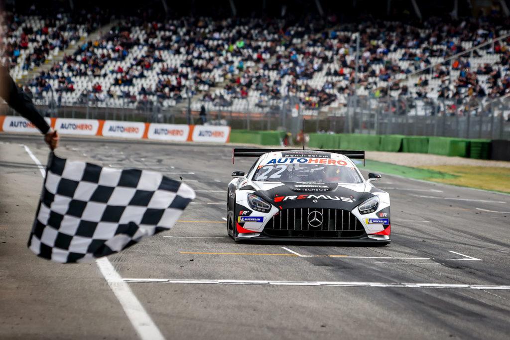 DTM Auer Mercedes Hockenheim 3 2