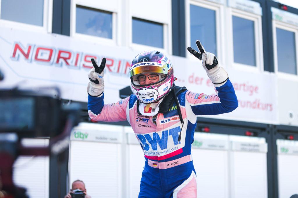 DTM Maximilian Götz Norisring 2021