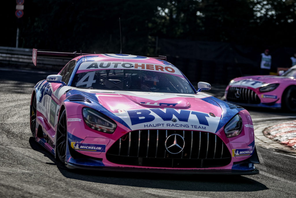 DTM Maximilian Götz Norisring 2021 Mercedes Meister