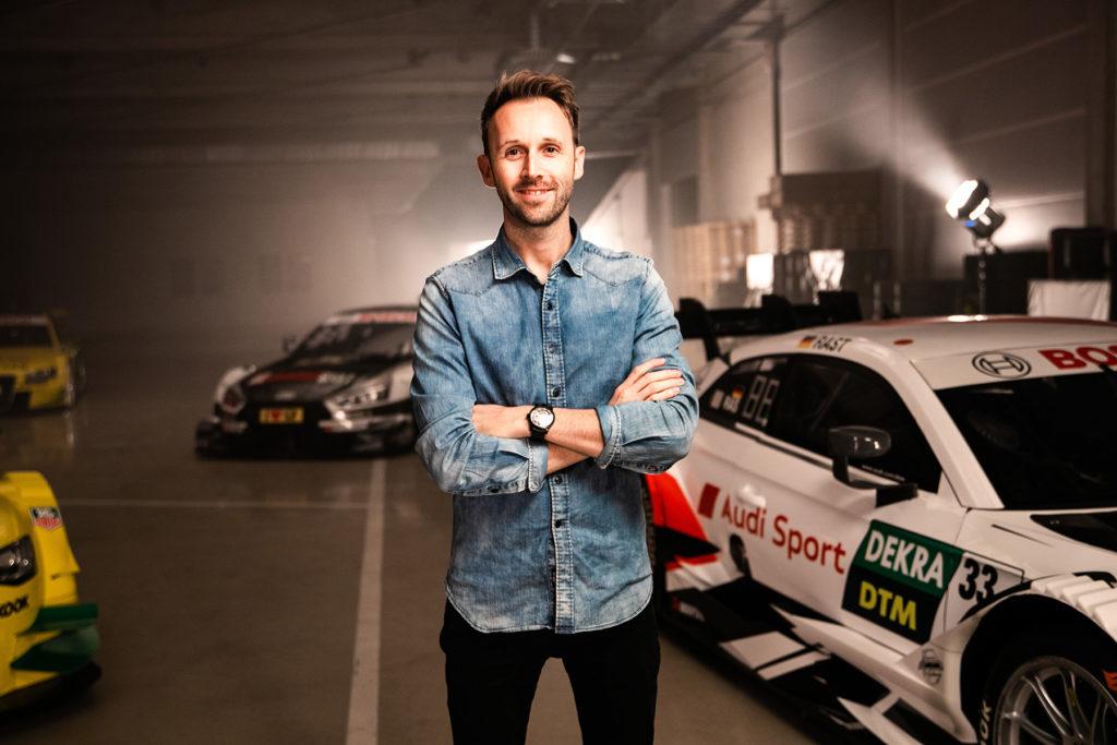 DTM Audi René Rast