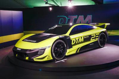 DTM Electric 2022 Norisring