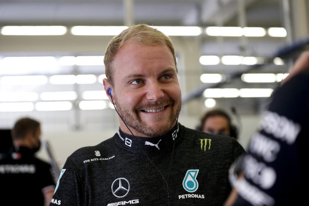 Formel 1 Valtteri Bottas Mercedes Türkei GP 2021 Quali
