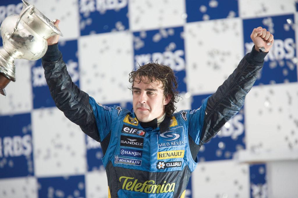 Formel 1 Fernando Alonso 2005
