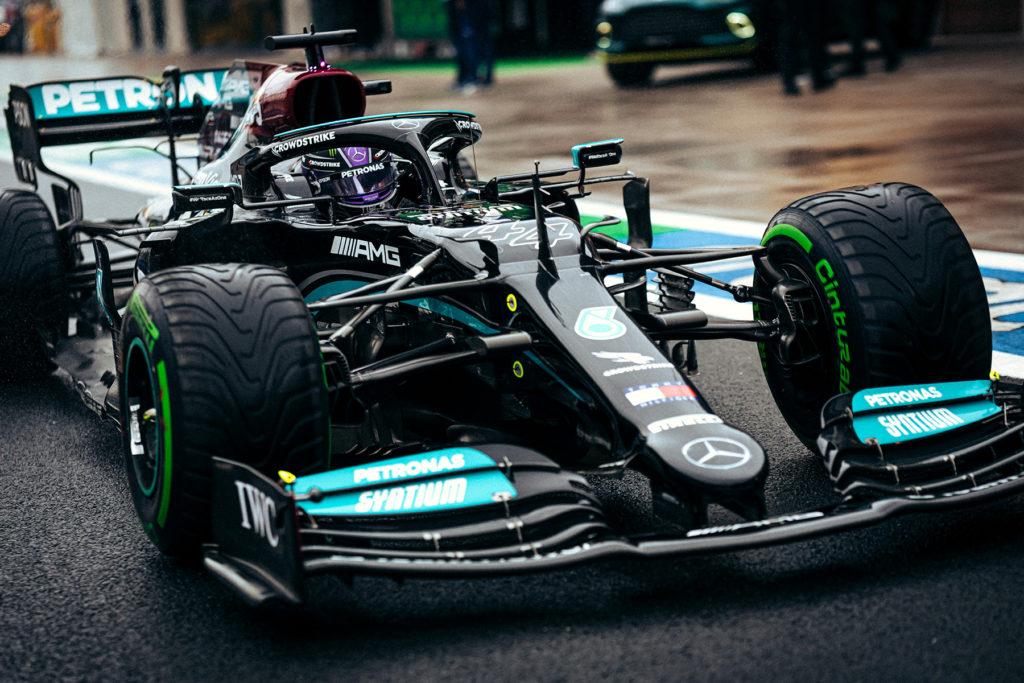 Formel 1 Lewis Hamilton Mercedes Instanbul 2021