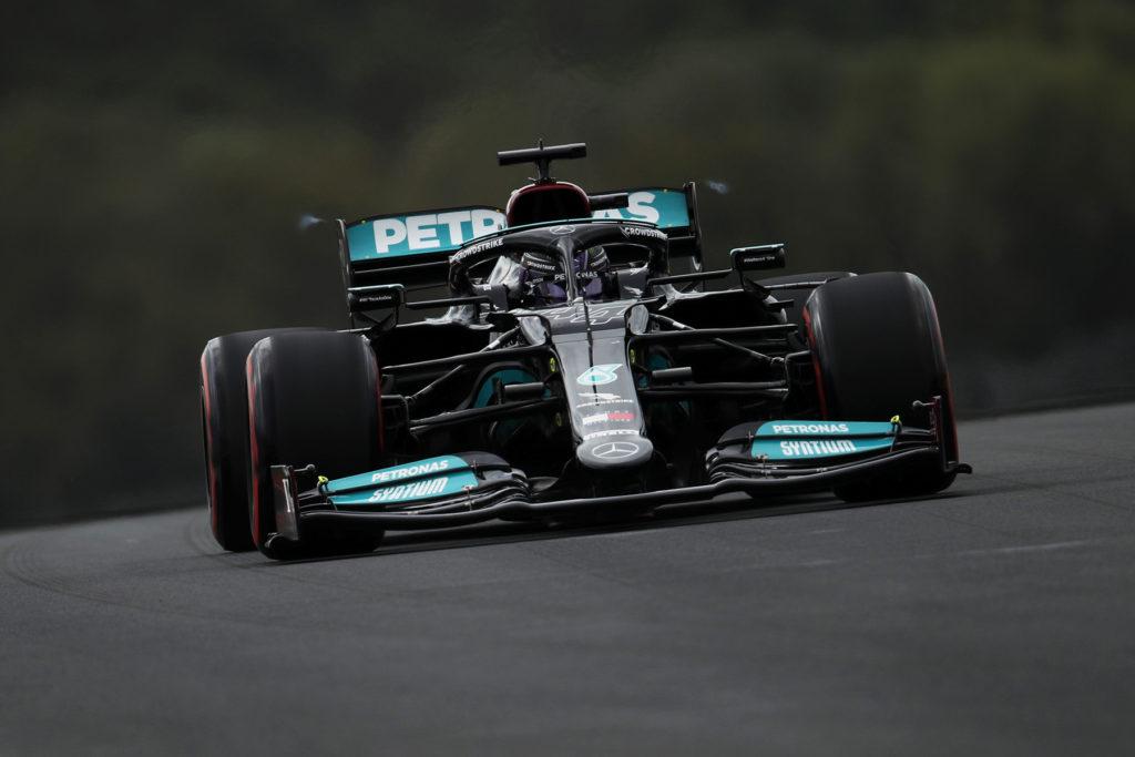 Formel 1 Lewis Hamilton Mercedes Istanbul Quali 2021