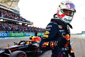 Formel 1 Max Verstappen Red Bull USA GP 2021 Quali