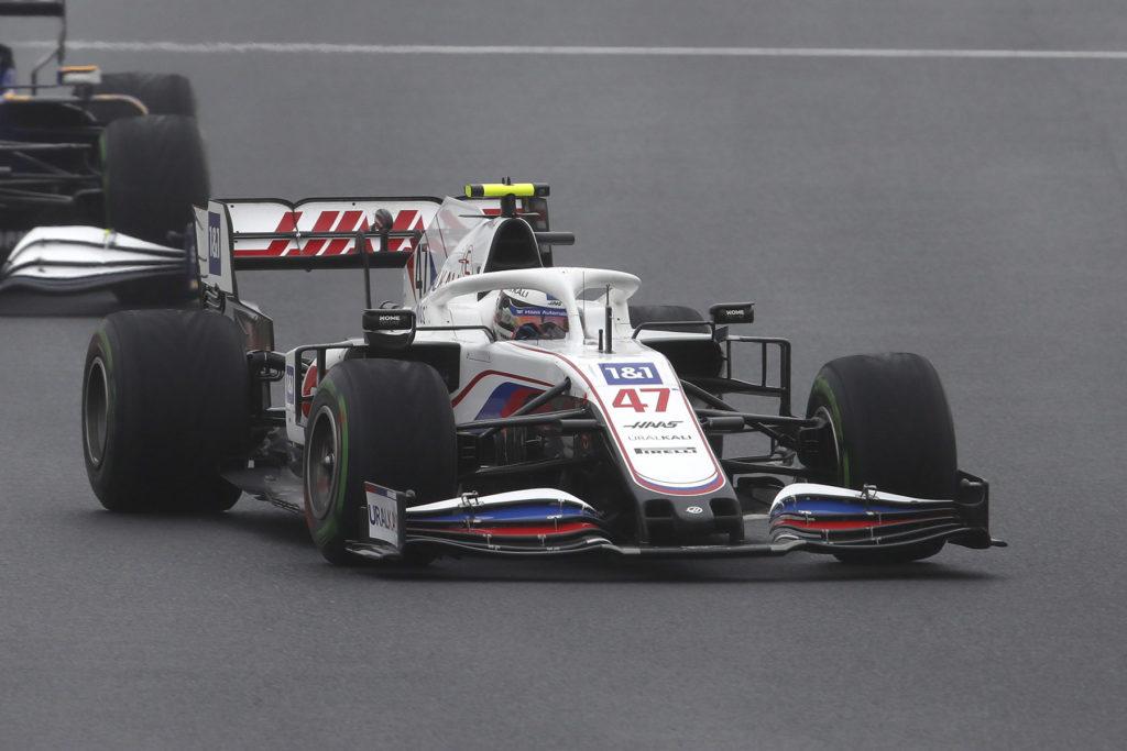 Formel 1 Mick Schumacher Haas Istanbul Türkei GP 2021