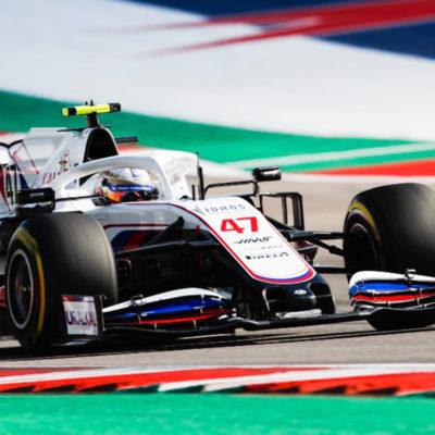 Formel 1 Mick Schumacher Haas USA GP 2021
