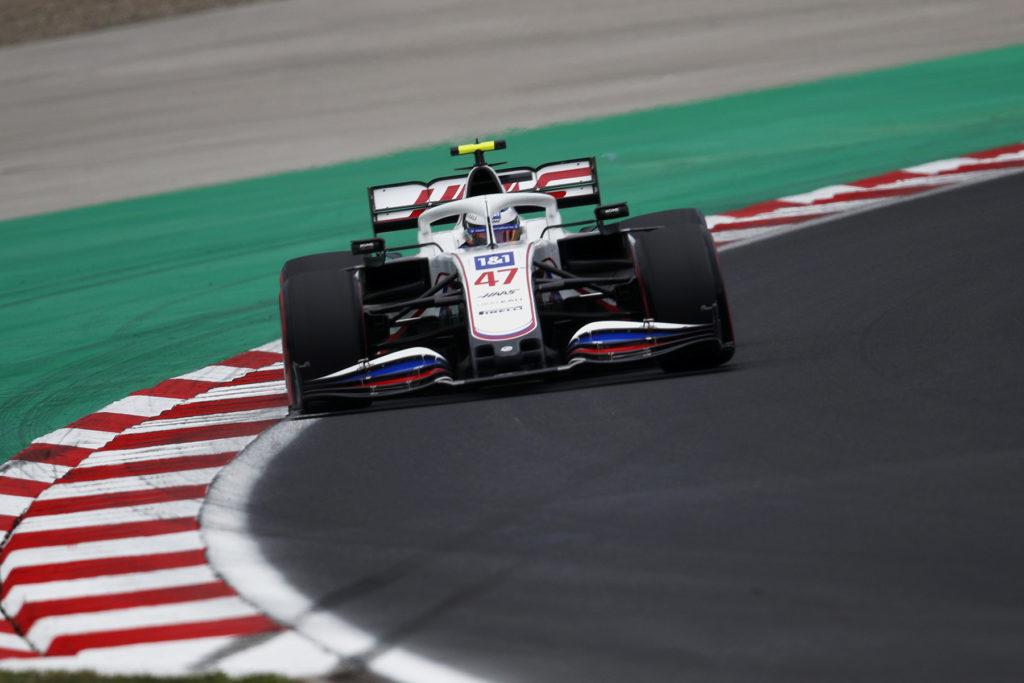 Formel 1 Mick Schumacher Haas Istanbul Türkei GP 2021 Quali