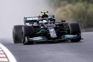 Formel 1 Valtteri Bottas Mercedes Turkish GP 2021