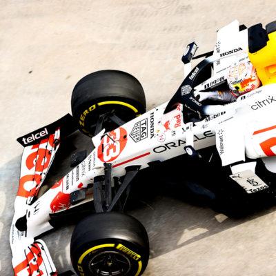 Formel 1 Max Verstappen Turkei GP FP2