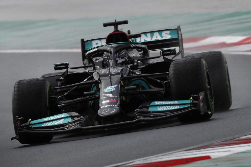 Formel 1 Lewis Hamilton Mercedes Instanbul 2021 Red Bull
