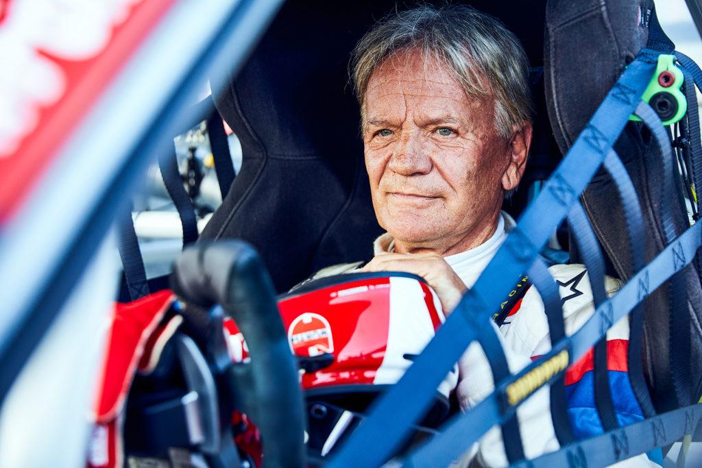 Formel 1 Experte Marc Surer BMW